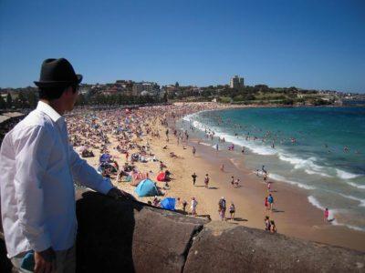 シドニーのビーチの写真