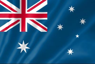 オーストラリア国旗の画像